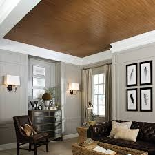 armstrong woodhaven finished ceiling