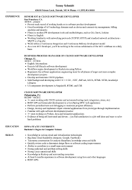 Software Developer Resume Samples Microsoft Azure Engineer Resume