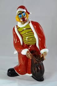 francesco badioli sculpture of a clown dressed like unique item 1