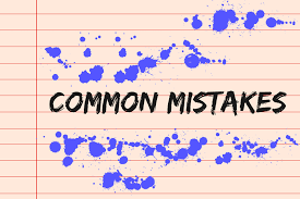 how to avoid the most common medical essay writing mistakes  ranzcp ceq how to avoid mistakes