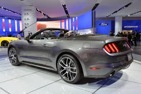 2015 ford mustang convertible. 022015mustangconvertiblemagnetic 2015 ford mustang convertible