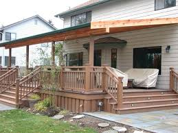 how to build a patio cover ing step cost covered attached house diy design how to build a patio cover
