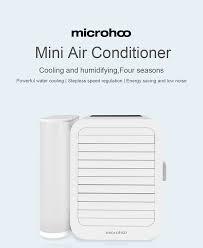 Xiaomi Microhoo 3 In 1 <b>Mini</b> Air Conditioner Water <b>Cooling</b> Fan ...