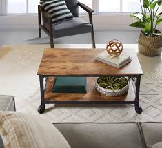 Well you're in luck, because here they come. Better Homes Gardens Rustic Country Coffee Table Weathered Pine Finish Walmart Com Walmart Com
