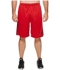 Adidas Designed To Move Shorts Designed 2 Move 3 Stripes Shorts Scarlet Utility Black F16 Shorts