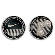 ball markers. nike challenge coin ball markers discount golf world