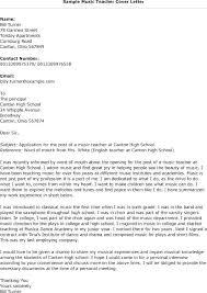 Tutor Cover Letter Teacher Application Cover Letter Template