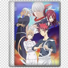 shokugeki no souma ni no sara anime