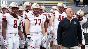 Boston College Football Depth Chart 2013 Boston College Football Steve Addazio And Guys Being Dudes