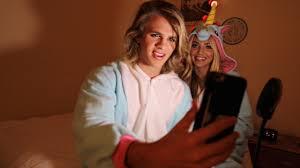 friend does boyfriends makeup crazy face swap cole savannah you