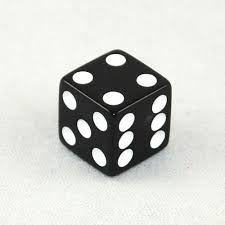 Image result for six-sided die