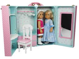 how to make a american girl doll room out of cardboard s dollhouse diy ag decor