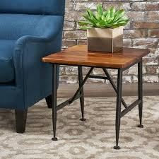 christopher knight end table acacia wood end table by knight home christopher knight glass coffee table