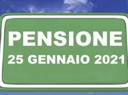 Pagamento pensioni febbraio 2021: oggi lunedì 25 gennaio A-B
