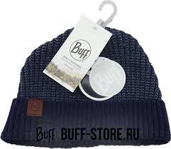 Вязаная <b>шапка Buff</b> Hat Knitted Edik Multi - купить по выгодной ...