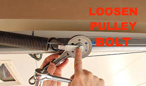 garage door pulley wheelHow to Spot and Replace an Unsafe Garage Door Extension Spring