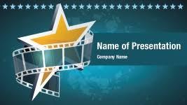 Movie Powerpoint Template Film Industry Powerpoint Templates Film Industry
