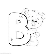 Abc Blocks Coloring Pages Luxury Alphabet Letter Coloring Pages
