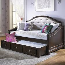 Fabulous Daybeds For Girls With Trundle And Cushions