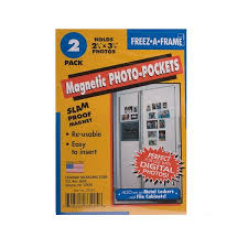 pioneer freez a frame magnetic 2 1 2 x 3 1 2 inch photo frame 2 pack 606722