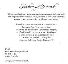 formato de invitaciones de boda invitaciones de boda en espanol texto google search wedding