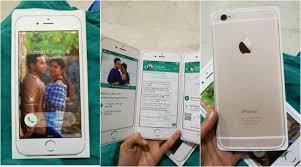 here's why this delhi based couple's wedding invite is going viral Aishwarya Wedding Cards Chennai wedding cards, unique wedding cards, chennai viral wedding card, wedding card chennai couple Aishwarya Rai