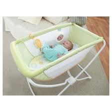 Fisher-Price Rock N Play™ Portable Bassinet - Green : Target