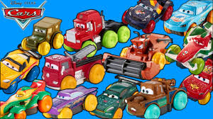 disney cars hydro wheels pool bathtub toys full set frank the combine mack rip clutchgoneski