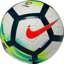 ball nike. nike strike la liga soccer ball e