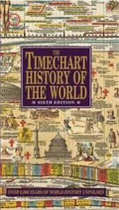 Details About The Timechart History Of The World 6th Edition Over 6000 Years Of World History