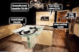 1m luxury kitchen with s