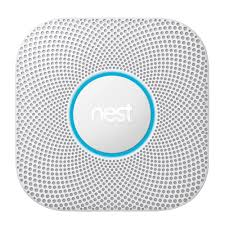 nest protect wired. Interesting Nest Nest Protect Wired Smoke And Carbon Monoxide Detector On The Home Depot