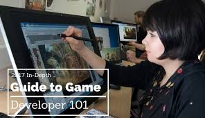 What Is A Video Game Developer Skills Training Studio