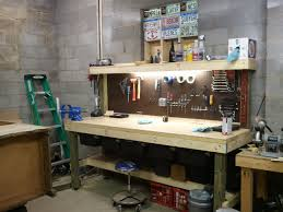 workbench lighting ideas. Workbench Lighting Ideas Elegant Simple Wooden Garage From Woods Material N