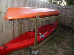 diy kayak rack build outdoor kayak rack kayak rack diy wood kayak roof rack