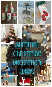 top summer christmas decoration ideas