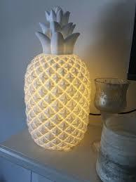 Translucent White Ananas Lamp In South Kensington London Gumtree