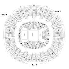 Mckenzie Arena Seating Maps