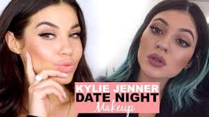 kylie jenner date night makeup makeup tutorial eman you