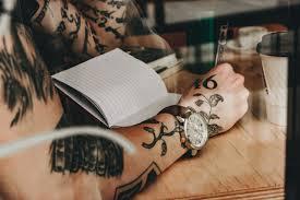 Tatuaggi Sul Polso Quali Sono E Significato Dei Simboli