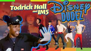 [Video] Todrick Hall: Ex 'Idol' Finalist Sings Disney R&B Mashup