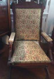 question identifying old chairs