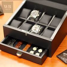 25 best ideas about watch box mens watch box buy watch boxes watch cases men s watch boxes watch cases huge selection of watch boxes watch cases and watch holders for men at our online
