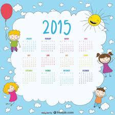 Resultat d'imatges de calendario dibujo