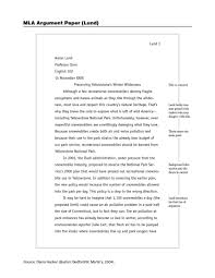 013 Writing Research Essay Example Mla Format With Title Page Paper