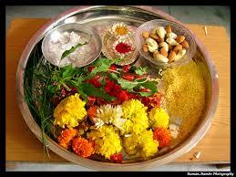Pooja Ki Thali Design Pooja Ki Thali Product Five Panch Veda