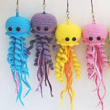 Octopus Crochet Pattern Interesting Happy Jellyfish Amigurumi Pattern Amigurumi Today