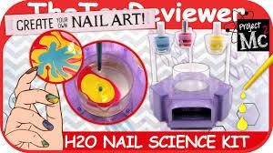 Project Mc2 H2O Nail Science Kit Polish Marble Water Art Cool ...