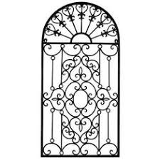 italian metal gate sale designer wrought iron garden ornamental art on iron gate wall art with 32 best ideas of metal gate wall art yasaman ramezani
