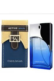 Mens Perfume <b>Ca Chris Adams</b> Lets Imagine EDP Natural Spray ...